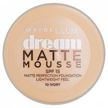 Maybelline Dream Matte Mouse Foundation