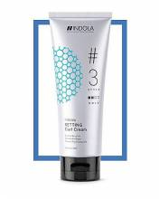 Indola Innova #3 Setting Curl Cream 200ml - Κρέμα για Μπούκλες