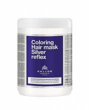 Kallos Silver Reflex Hair Mask 1000ml